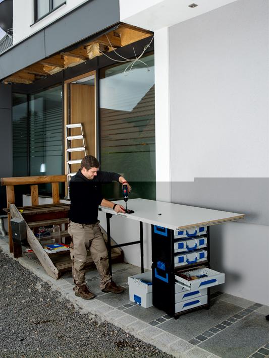 branchenkompetenz schreiner 8 sortimo station essen der sortimo fahrzeugaustatter. Black Bedroom Furniture Sets. Home Design Ideas